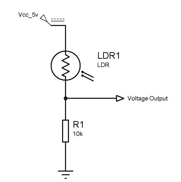 Attractive Diagram Of Ldr Gift - Electrical Circuit Diagram Ideas ...
