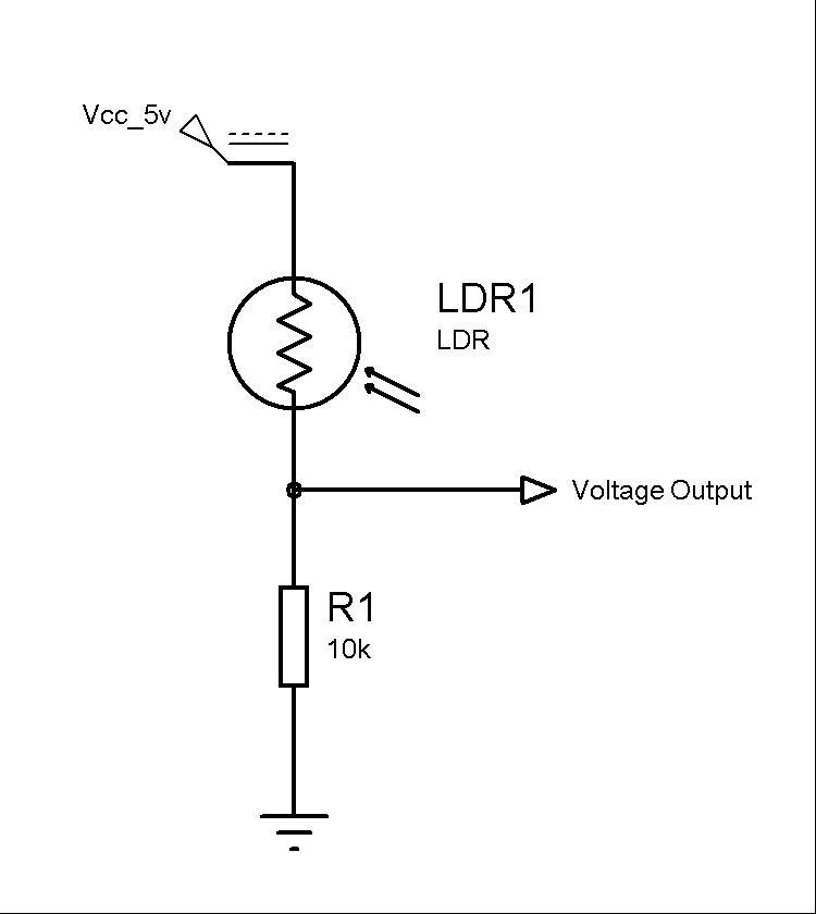 Light Dependent Resistor (LDR) | Rathy Electronics